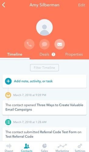Contact_timeline_Hubspot